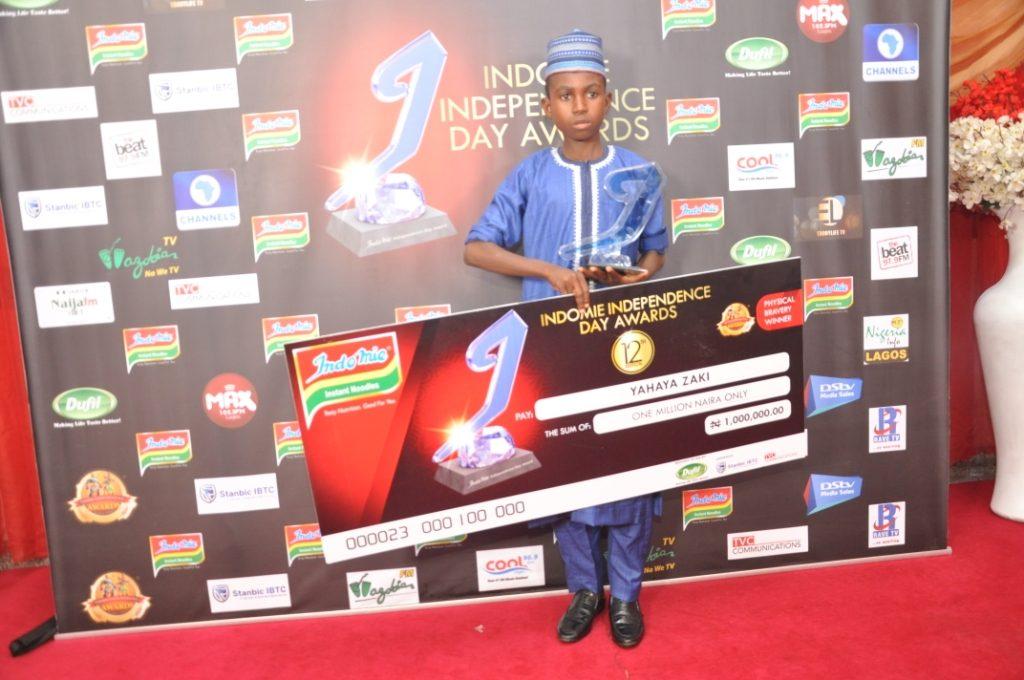 2019 IIDA WINNERS PHYSICAL BRAVERY